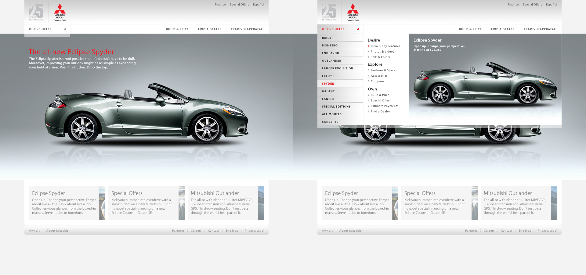 EverGrowing > Mitsubishi Motors