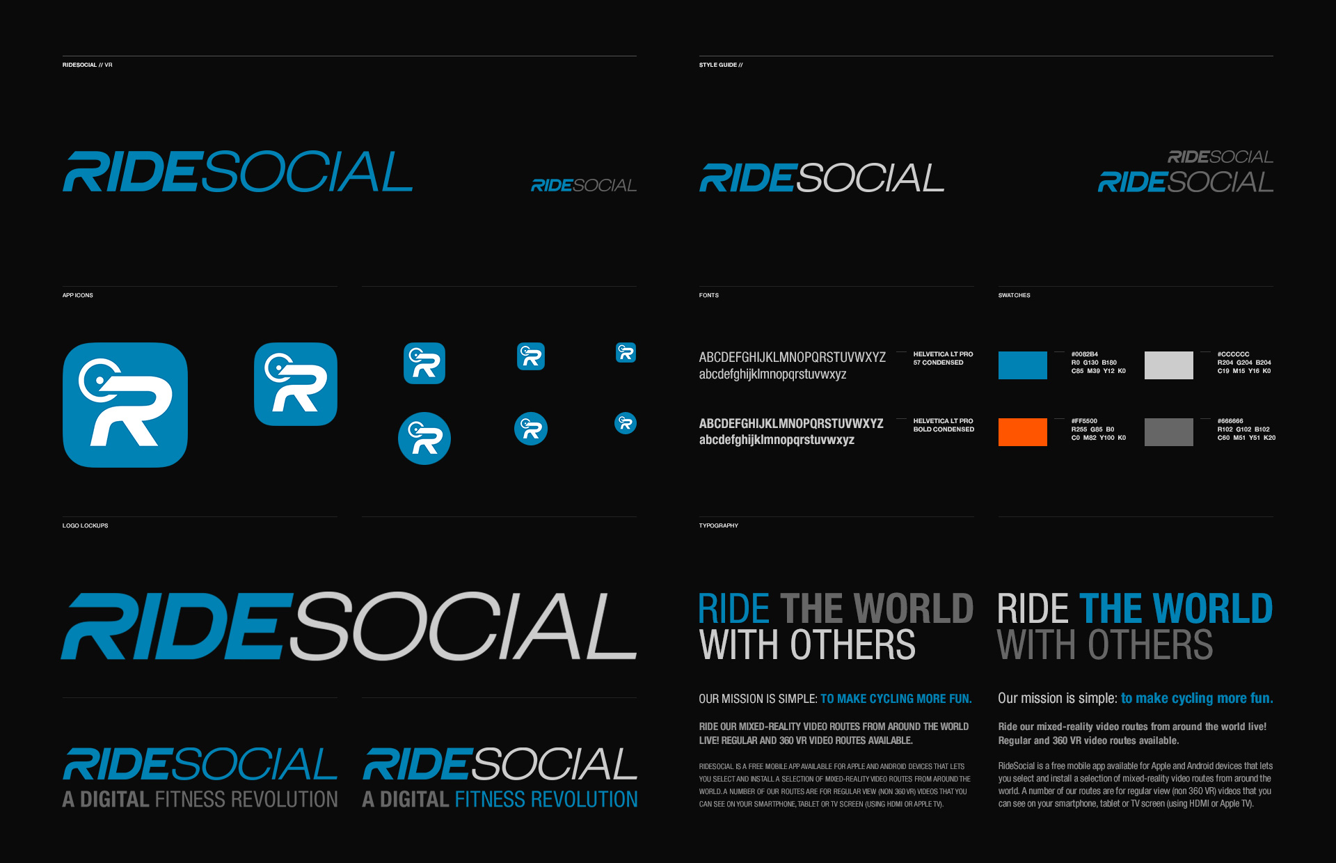 EverGrowing Studio › RideSocial VR