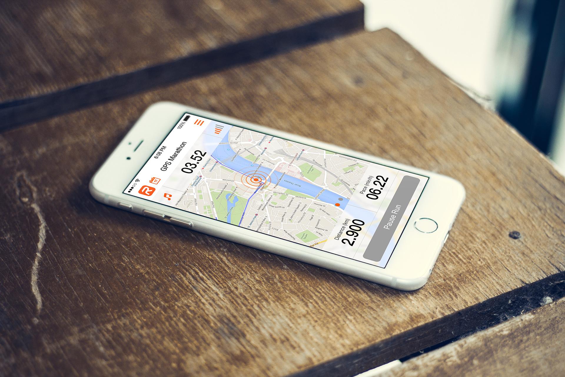 EverGrowing > RunSocial App