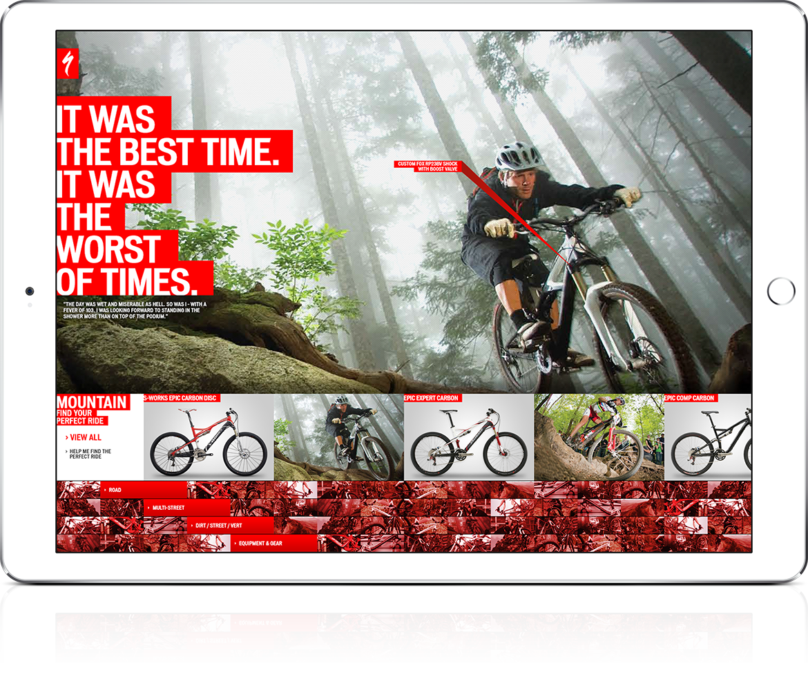 EverGrowing > Specialized Bicycle Components